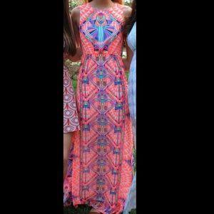 Mara Hoffman gown